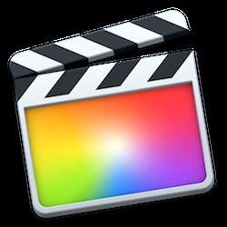 Final Cut Pro X for Mac v10.4.5 中文破解版下载 视频剪辑编辑软件