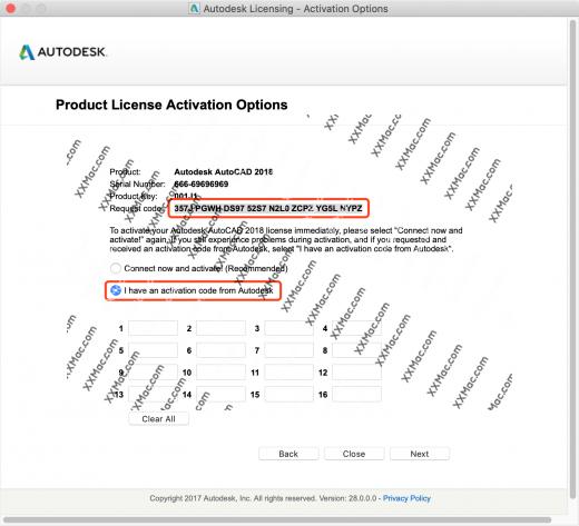 Autodesk AutoCAD v2018 for Mac中文破解版 CAD设计软件