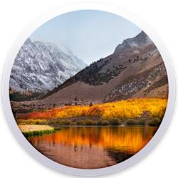 macOS High Sierra 10.13 正式版免费下载