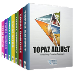 Topaz Labs Plug-In Bundle v201809 for Mac英文破解版 Photoshop滤镜插件合集